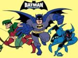 Batman: The Brave and the Bold (TV Series) Episode: Triumvirate of Terror!