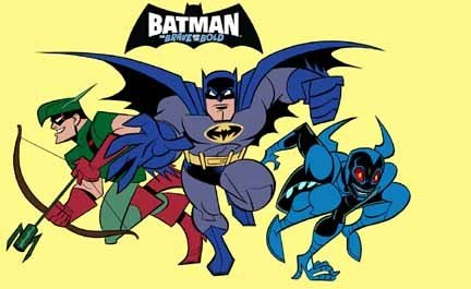 Batman: The Brave and the Bold (TV Series) Episode: Hail the Tornado Tyrant!