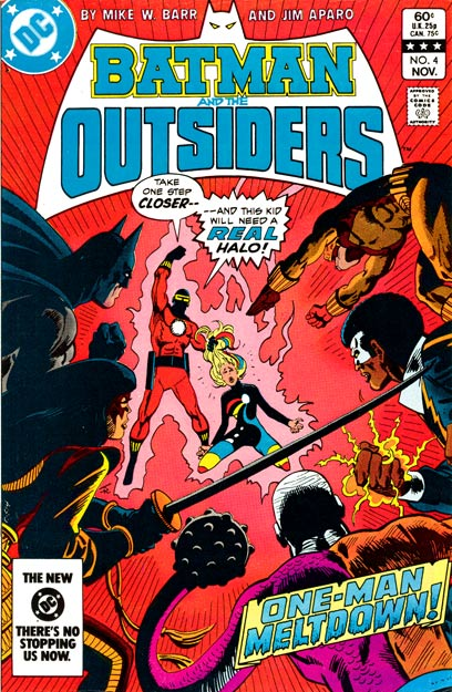 Batman and the Outsiders Vol 1 4