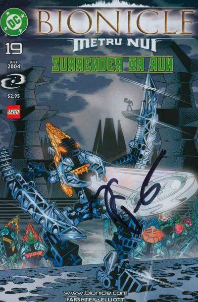 Bionicle Vol 1 19