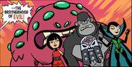 Brotherhood of Evil Teen Titans Go TV Series 002