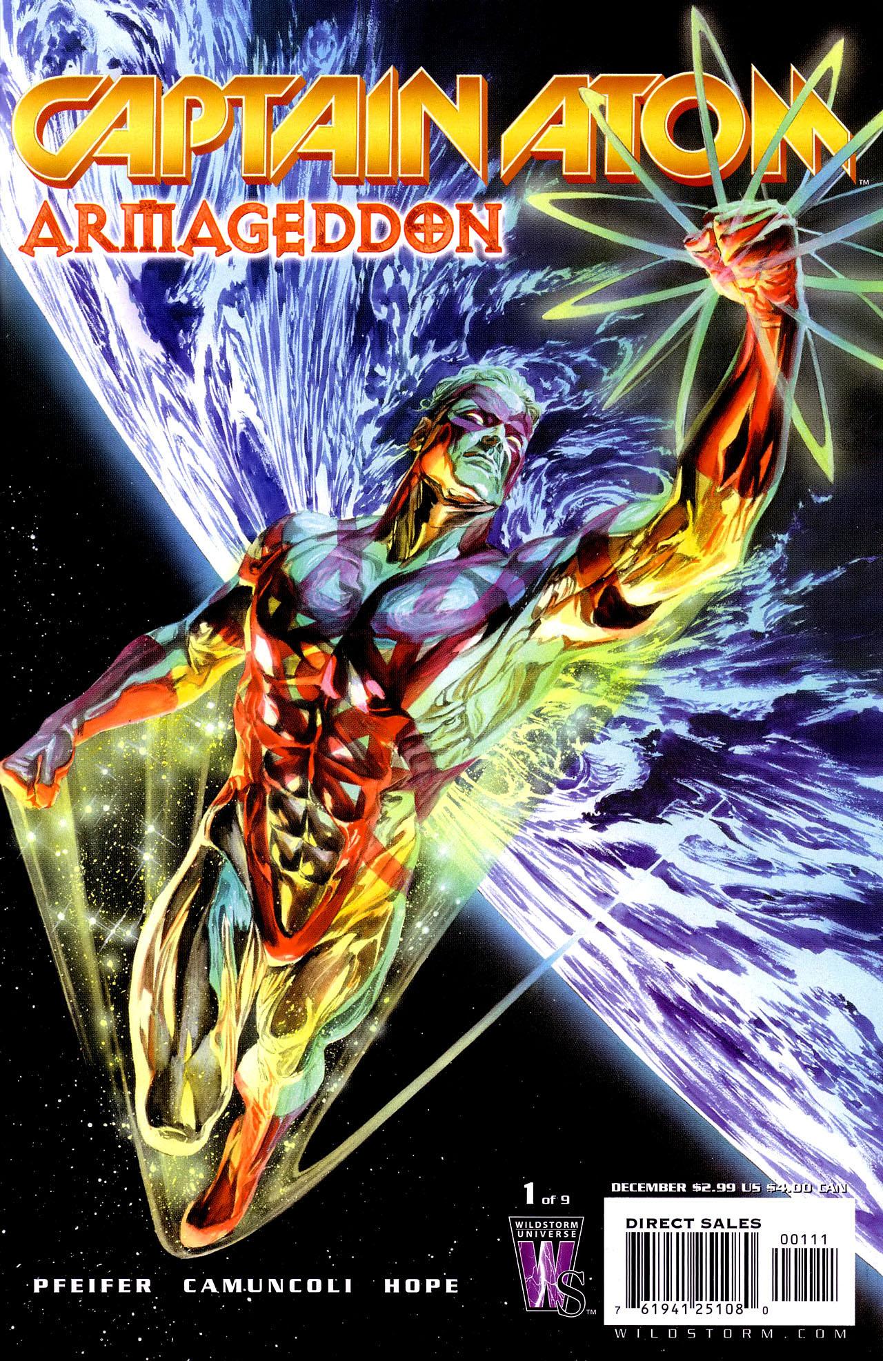 Captain Atom: Armageddon Vol 1