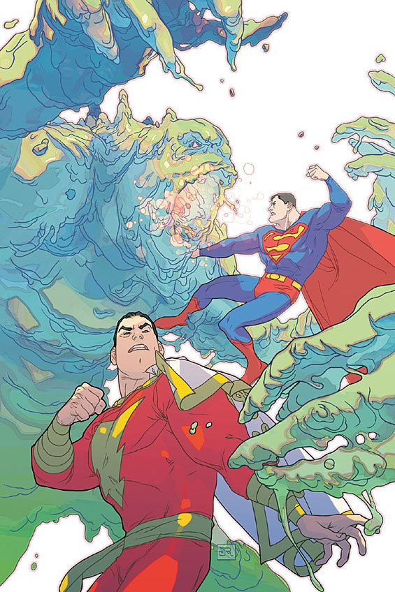 Superman/Shazam!: First Thunder Vol 1 2