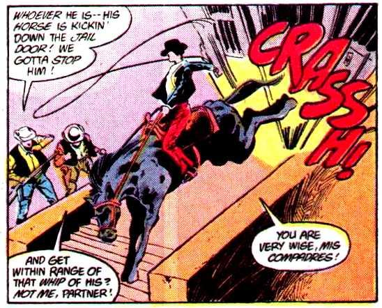 Diablo the Horse (New Earth)