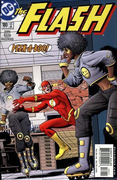 The Flash Vol 2 180