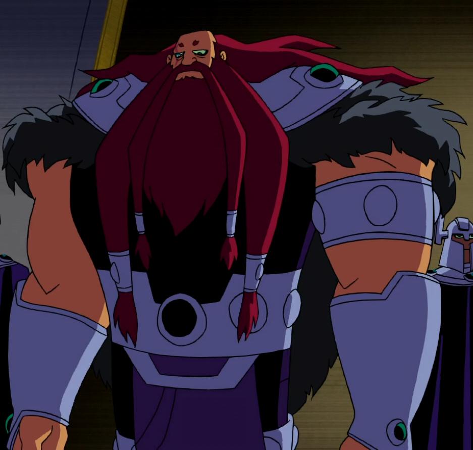Galfore (Teen Titans TV Series)