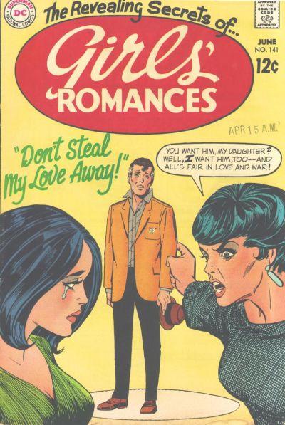 Girls' Romances Vol 1 141