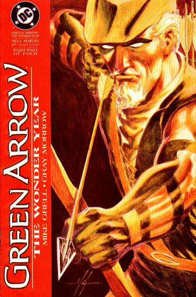 Green Arrow: The Wonder Year Vol 1 2