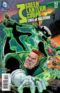 Green Lantern Corps Edge of Oblivion Vol 1 2