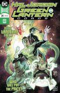 Hal Jordan and the Green Lantern Corps Vol 1 34