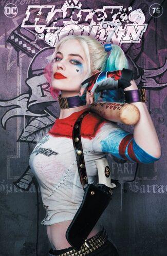 Margot Robbie Cover