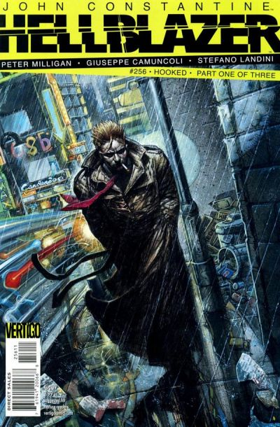 Hellblazer Vol 1 256