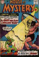 House of Mystery v.1 153