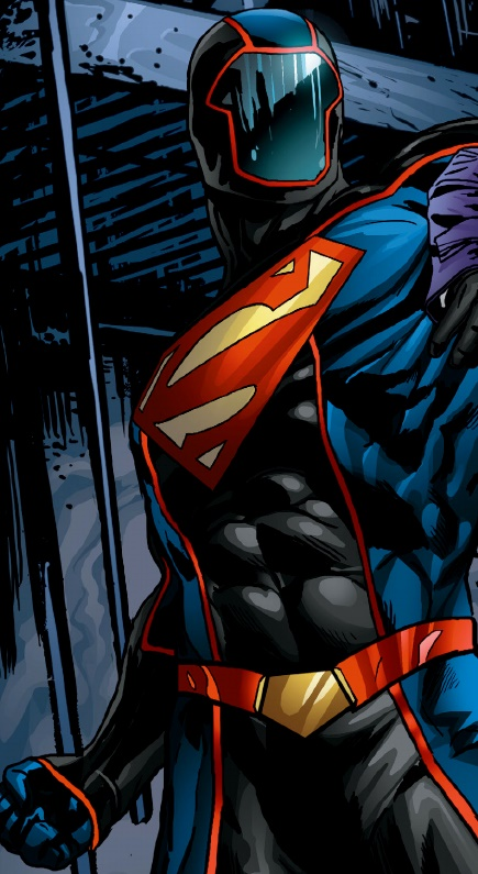 Billy Batson (Futures End)