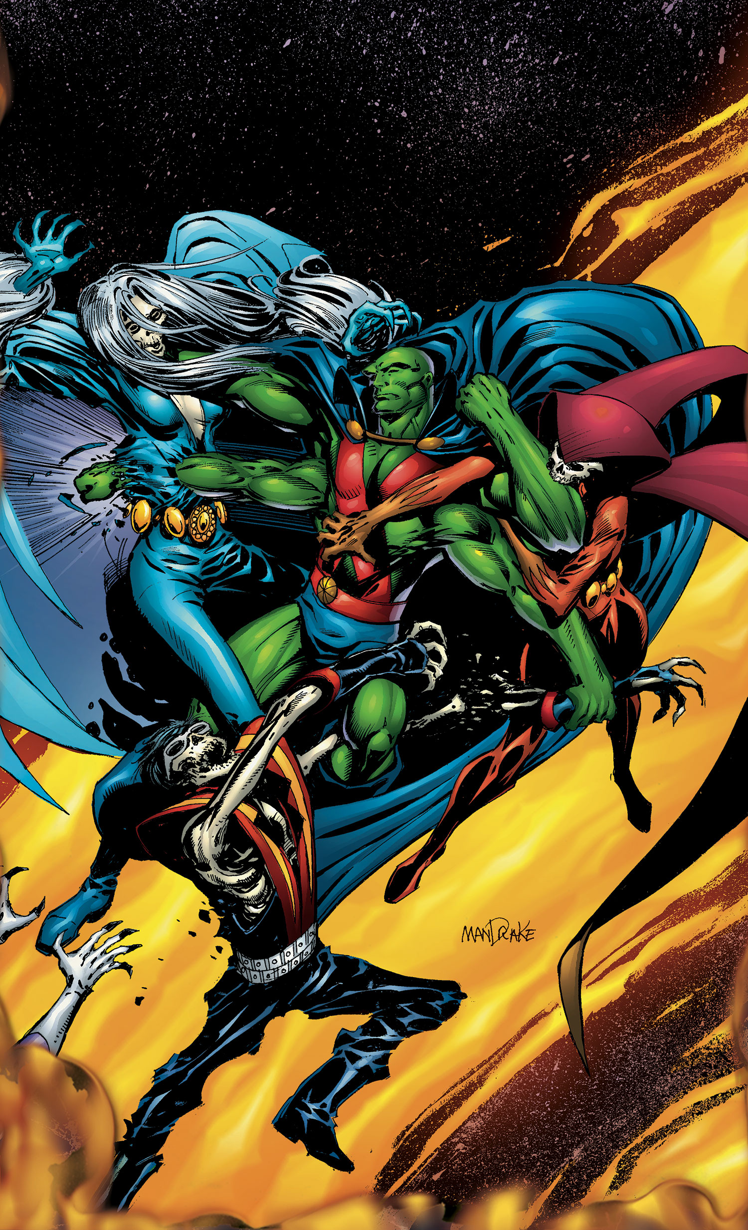Martian Manhunter Vol 2 12