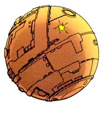 Monitor's Satellite