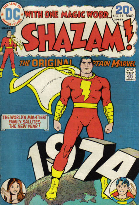 Shazam! Vol 1 11