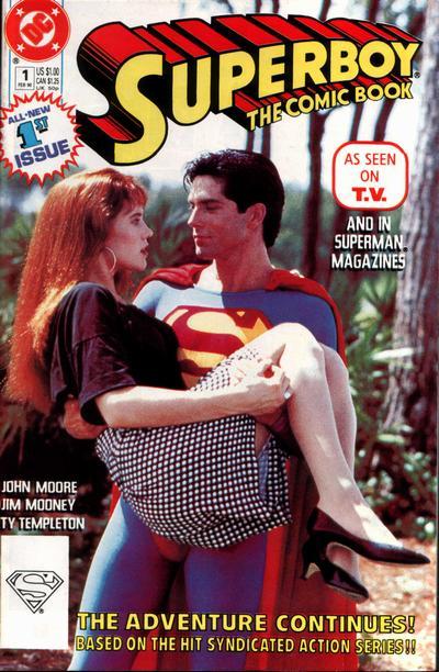 Superboy Vol 3