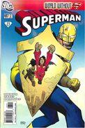 Superman v.1 687