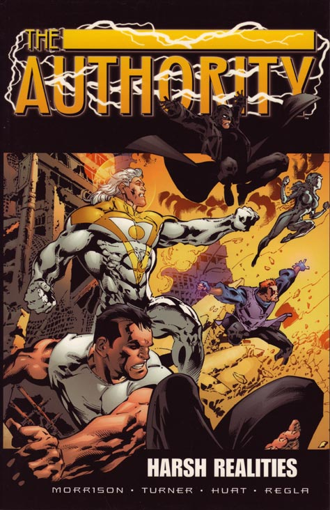 The Authority: Harsh Realities (Collected)