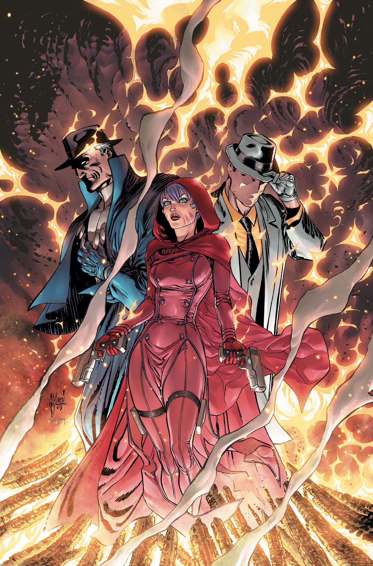Trinity of Sin: Wages of Sin (Collected)
