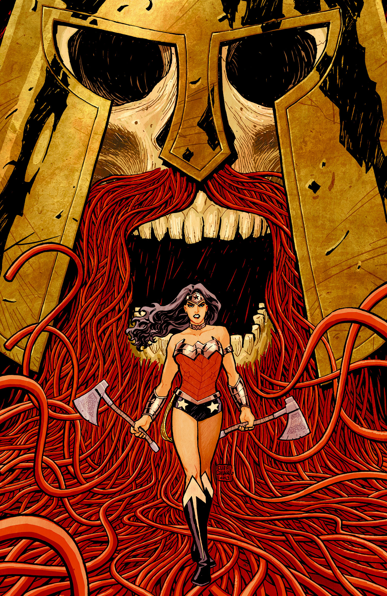 Wonder Woman Vol 4 23 Textless.jpg