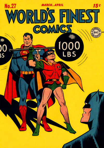 World's Finest Vol 1 27