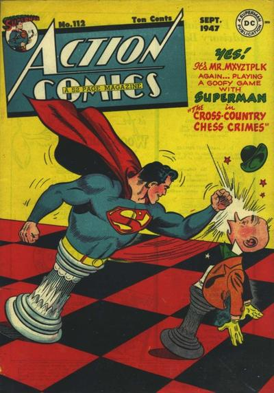 Action Comics Vol 1 112