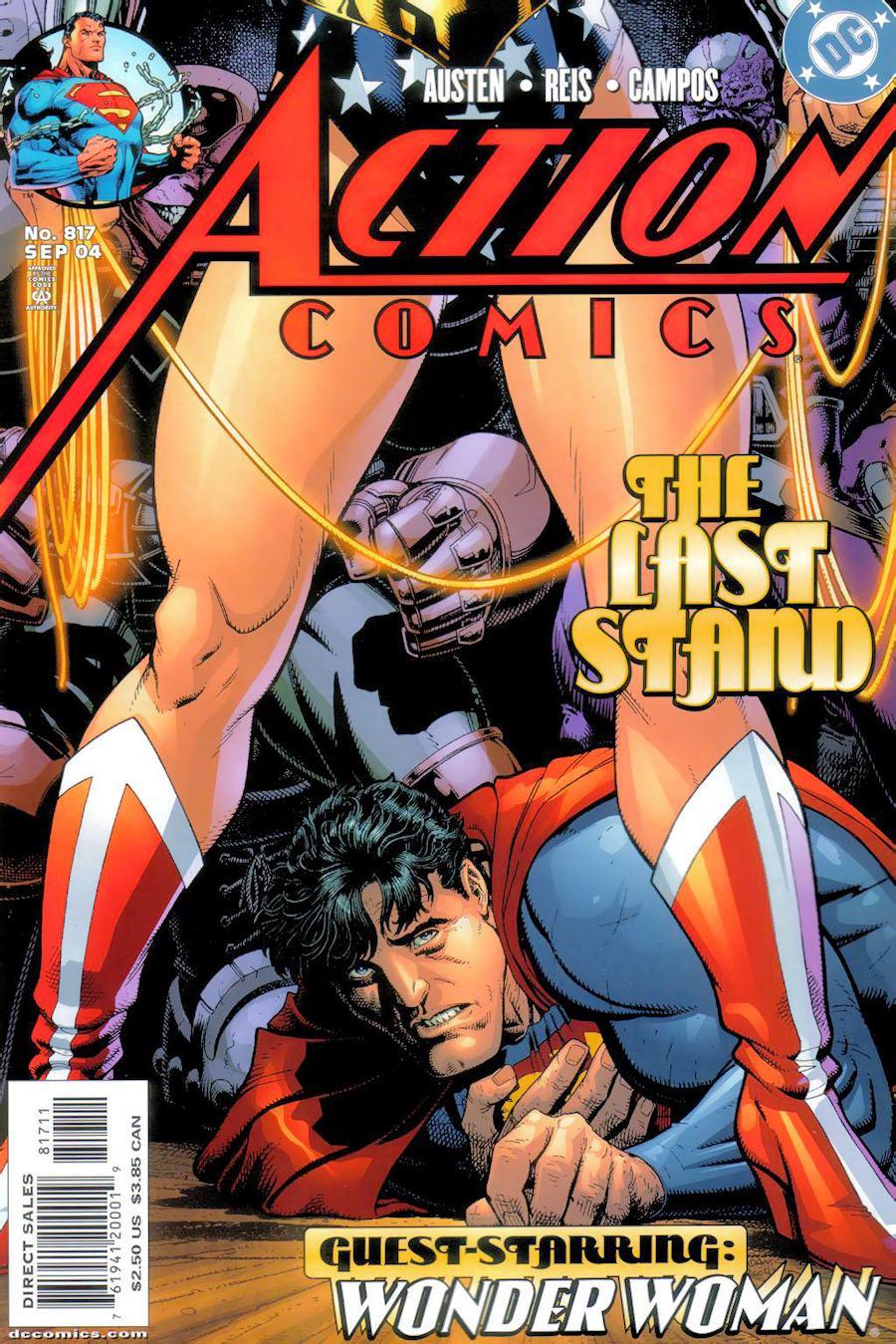 Action Comics Vol 1 817