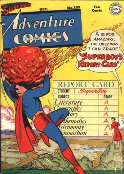 Adventure Comics Vol 1 133