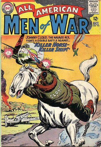 All-American Men of War Vol 1 105