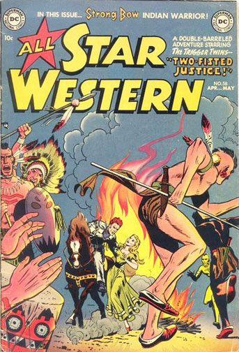 All-Star Western Vol 1 58