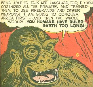 Ape Mastermind (Earth-S)