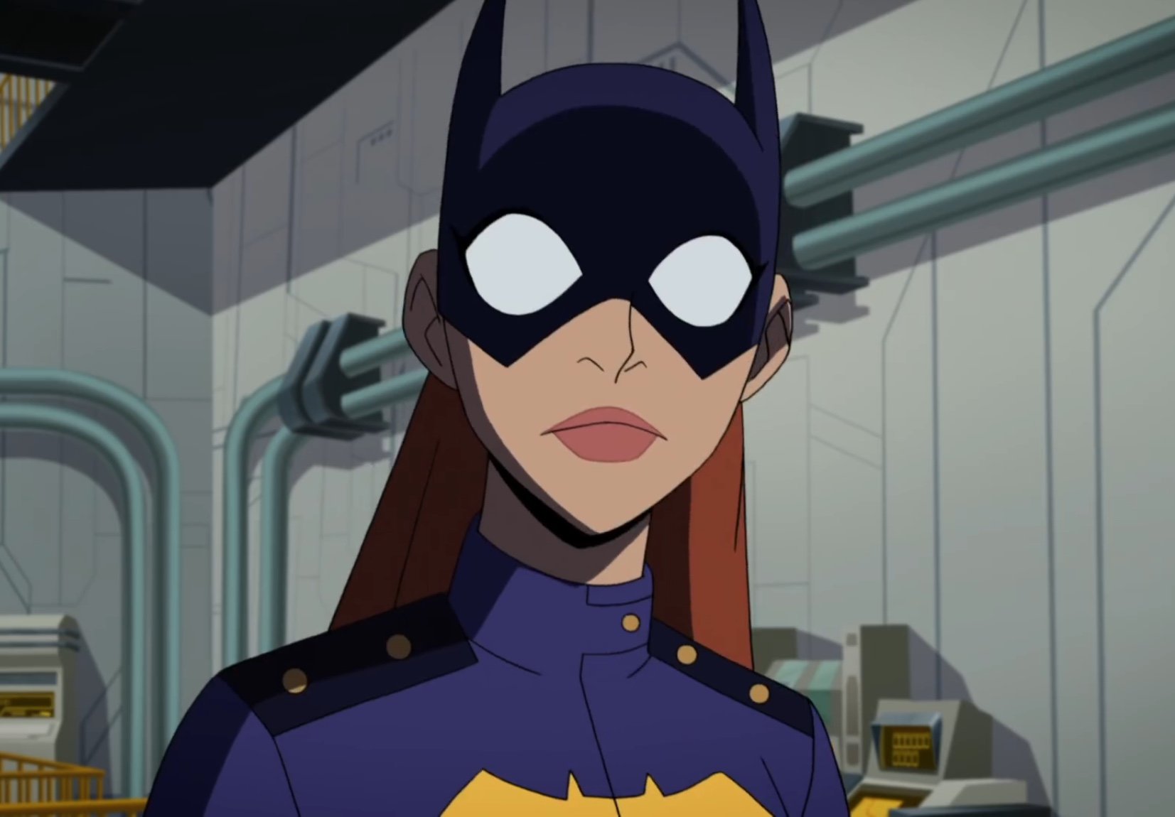 Barbara Gordon (Batman vs. TMNT)