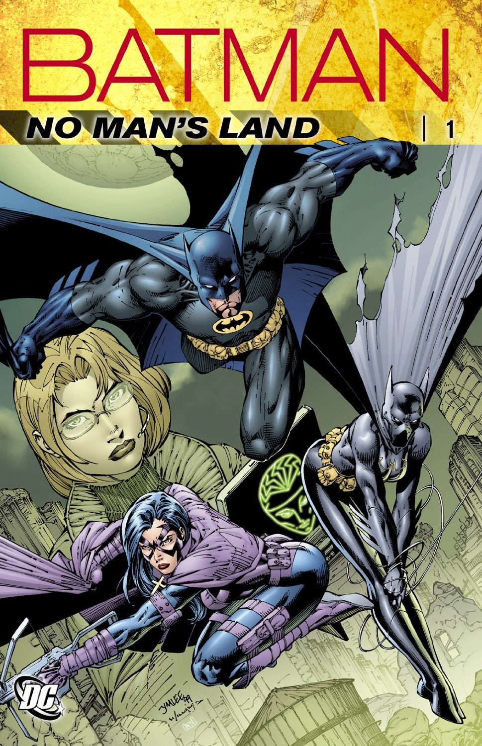 Batman: No Man's Land (2011/2012 Edition) Vol 1 (Collected)