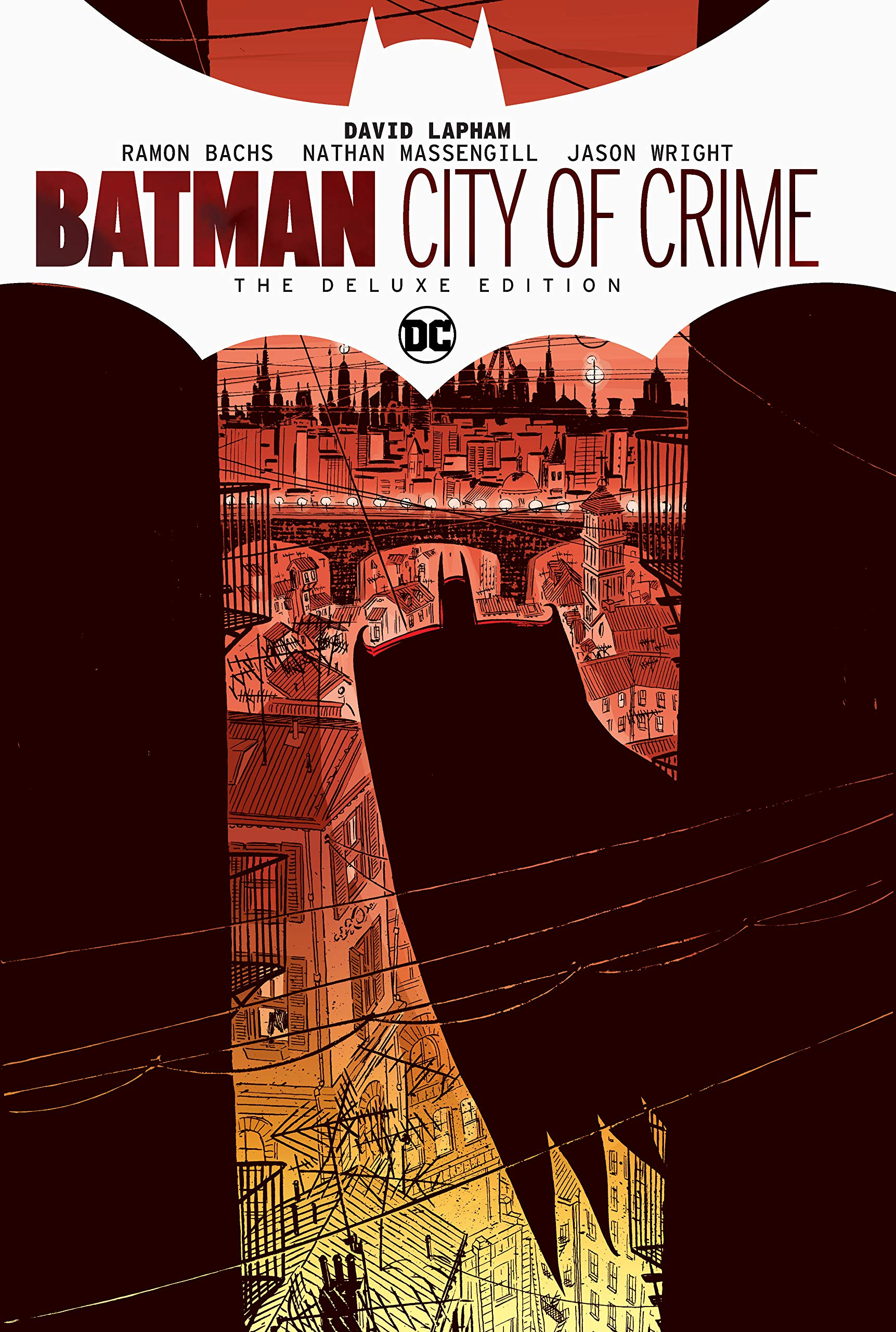 Batman: City of Crime: Deluxe Edition (Collected)