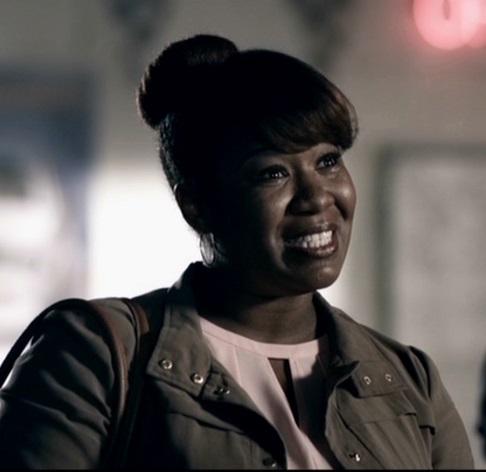 Beverly Jackson (Arrowverse)