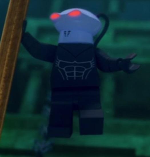 Black Manta (Lego DC Heroes)