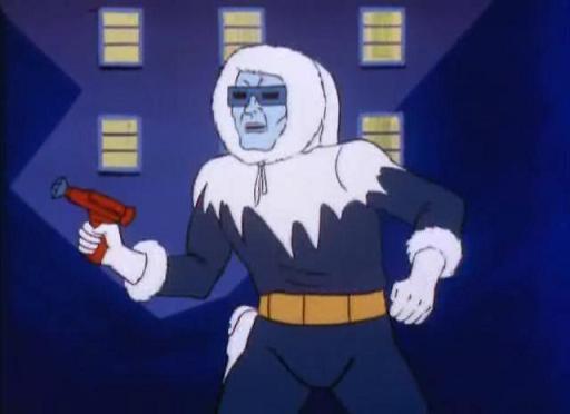 Captain Cold (Super Friends)