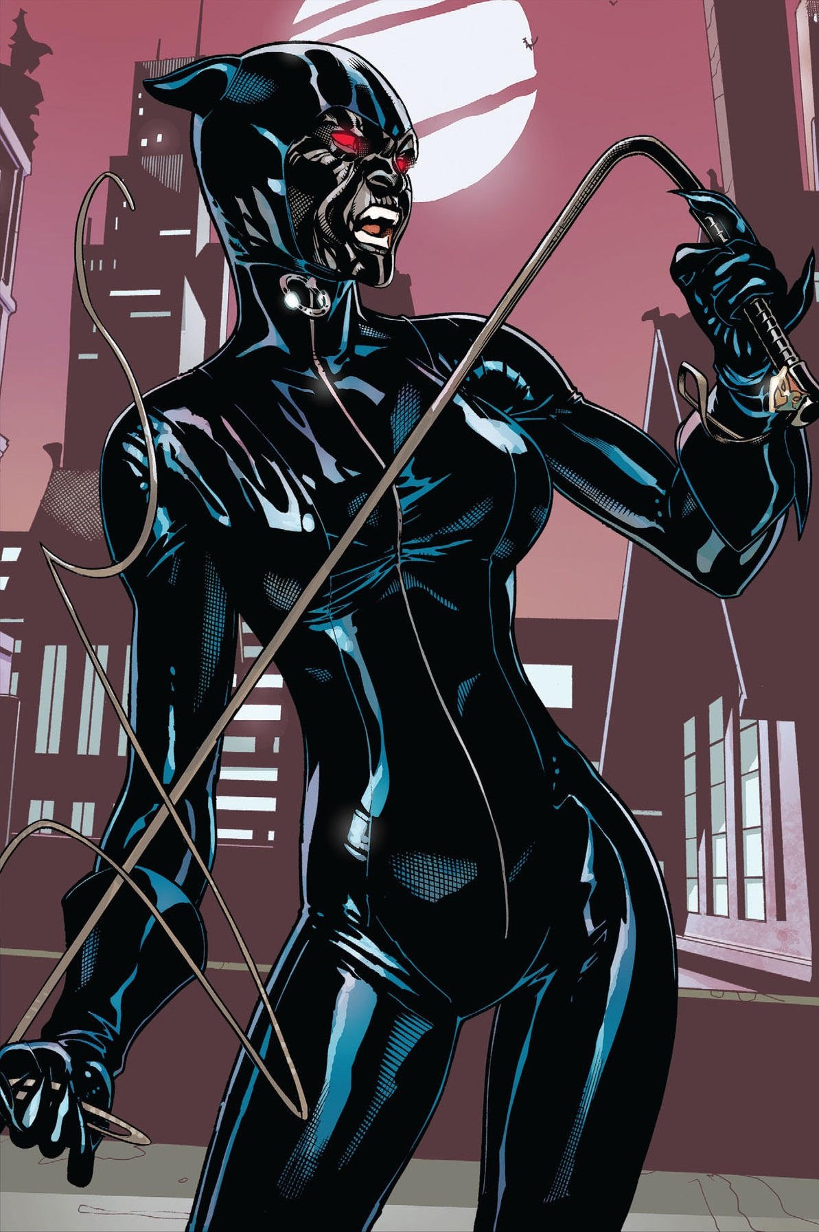 Selina Kyle (Futures End)