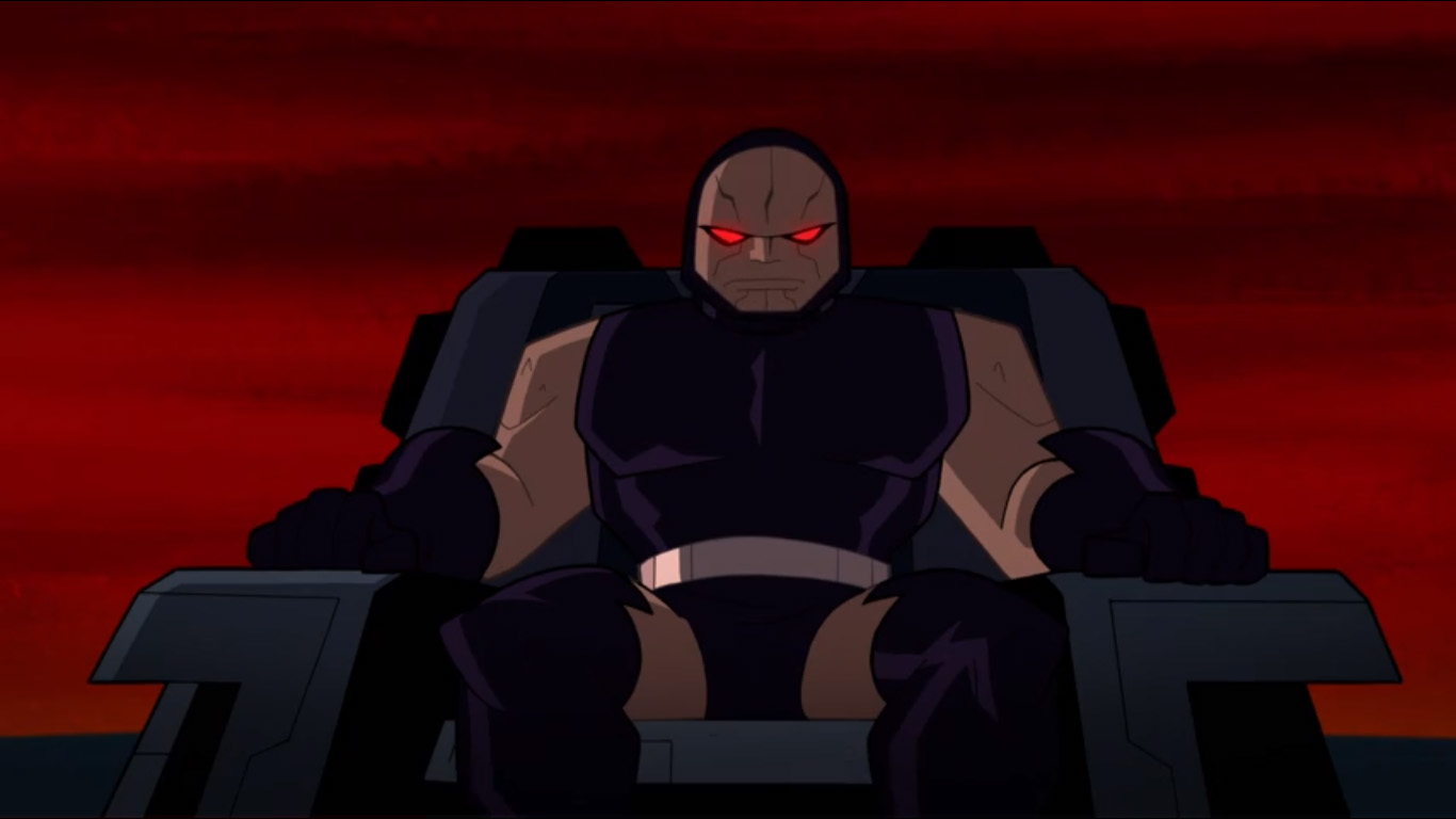 Uxas (Justice League Action)