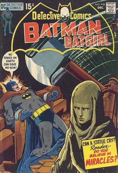 Detective Comics Vol 1 406