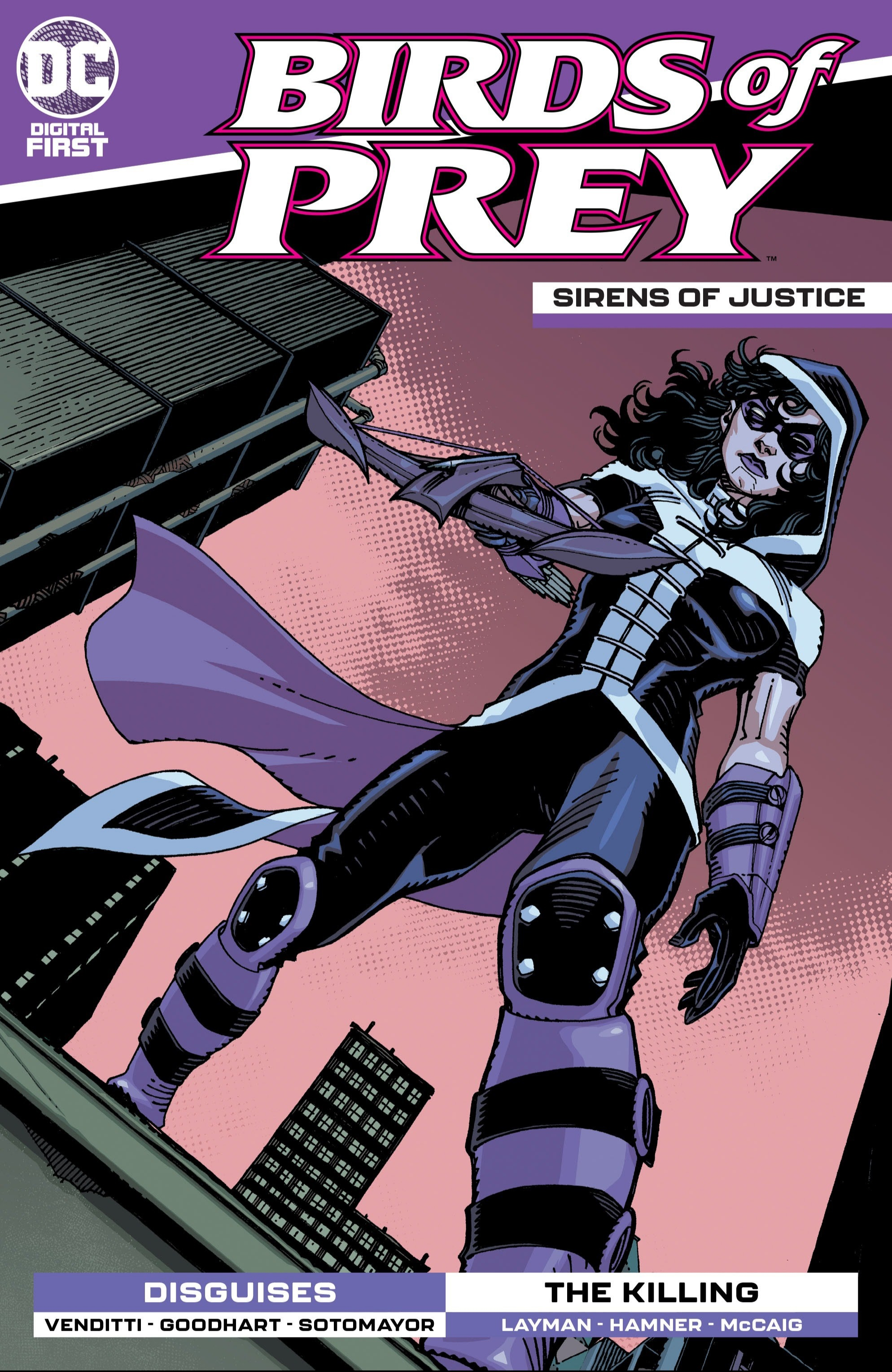 Birds of Prey: Sirens of Justice Vol 1 2 (Digital)
