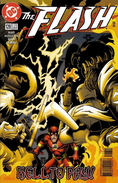 The Flash Vol 2 128