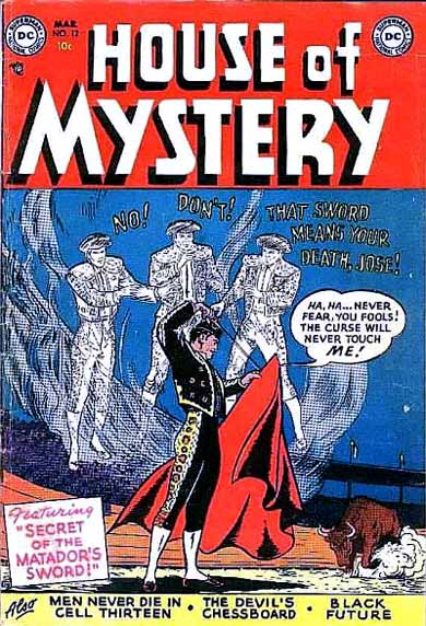 House of Mystery Vol 1 12