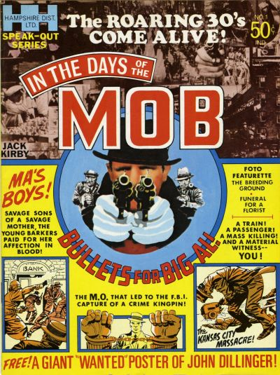 In The Days of The Mob Vol 1 1