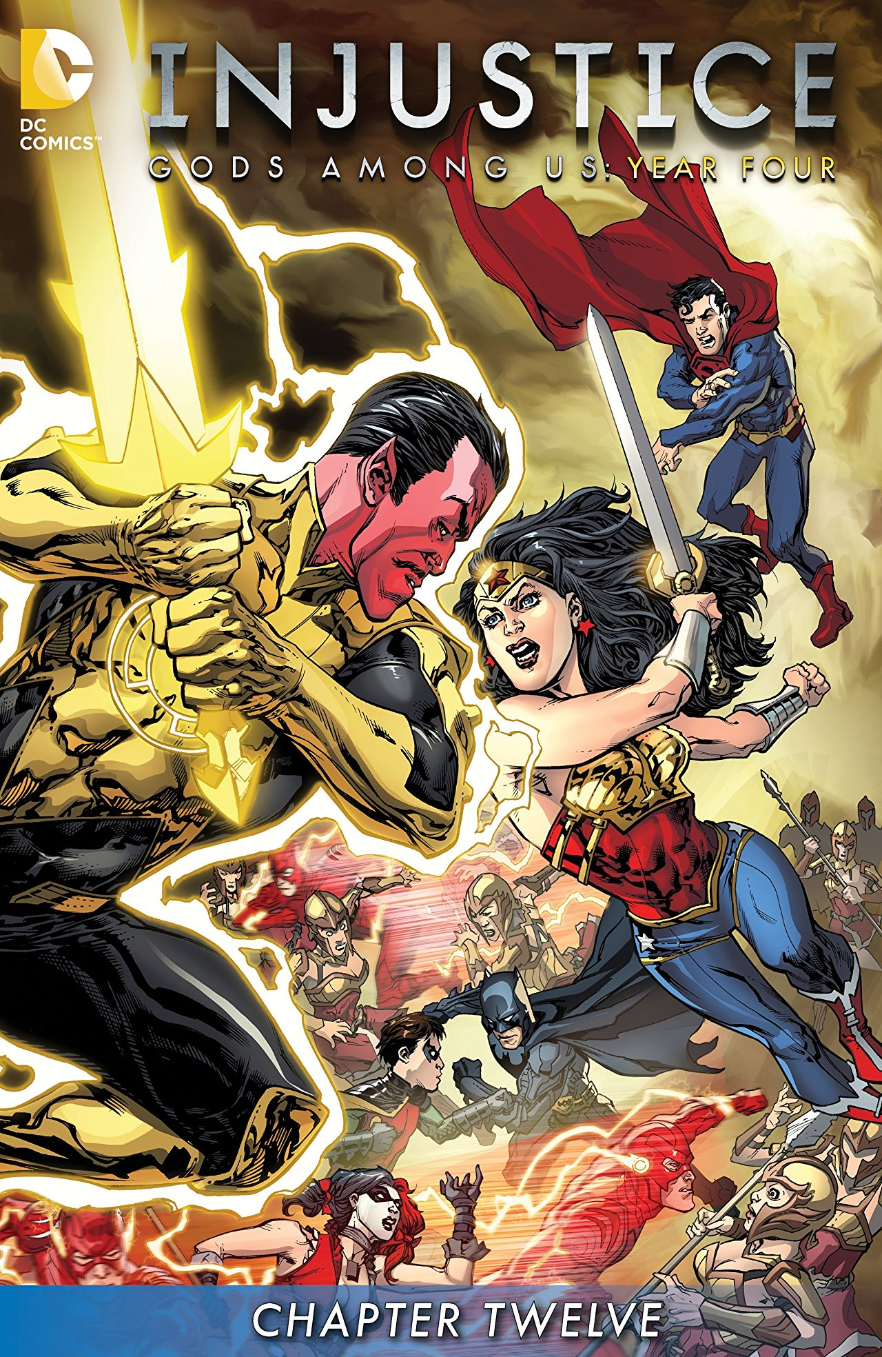 Injustice: Gods Among Us: Year Four Vol 1 12 (Digital)