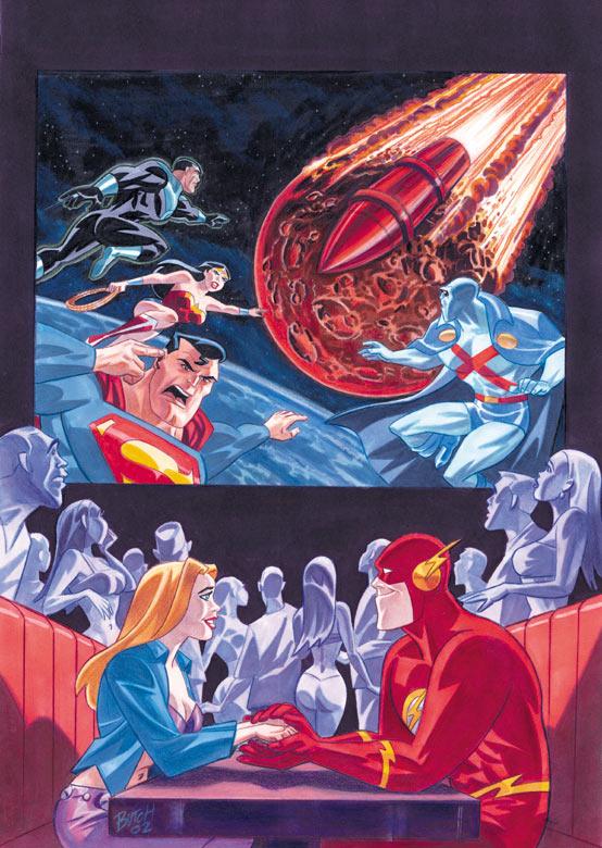 Justice League Adventures Vol 1 9 Textless.jpg