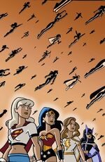 Wonder Woman and the Justice League