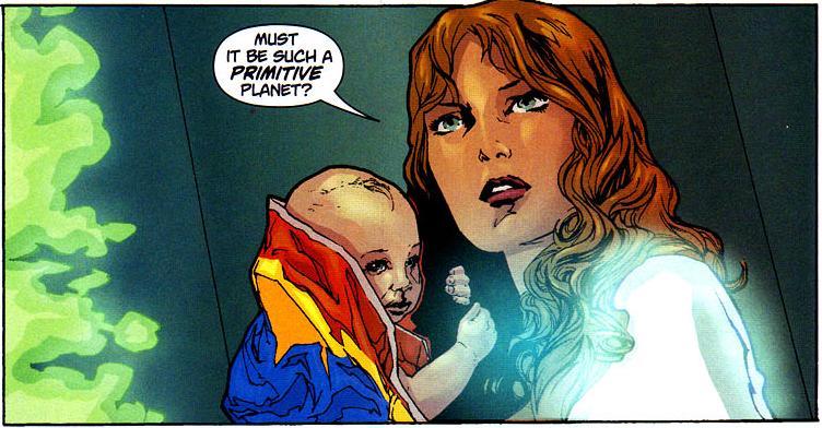 Lara Lor-Van (Superman Returns)